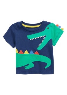 Mini Boden Novelty T-Shirt (Baby Boys)