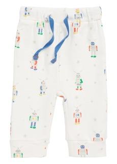 Mini Boden Organic Cotton Pants (Baby Boys)