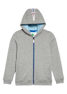 Mini Boden Out of this World Zip Hoodie (Toddler, Little Boy & Big Boy)