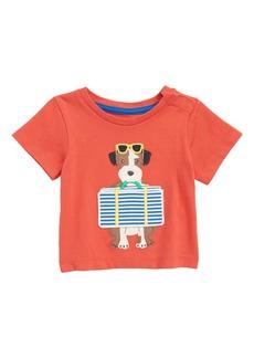 Mini Boden Peekaboo T-Shirt (Baby Boys & Toddler Boys)