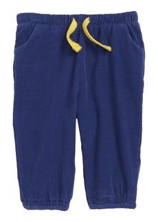 Mini Boden Pocket Pet Corduroy Pants (Baby Boys)