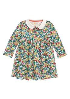 Mini Boden Pretty Collared Dress (Baby Girls & Toddler Girls)