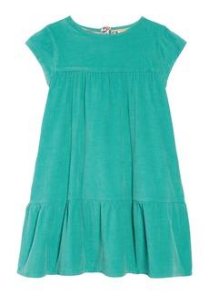 Mini Boden Pretty Corduroy Dress (Toddler Girls, Little Girls & Big Girls)