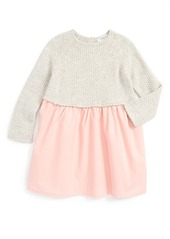 Mini Boden Pretty Knit Dress (Baby Girls & Toddler Girls)