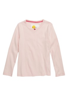 Mini Boden Pretty Shirt (Toddler Girls, Little Girls & Big Girls)