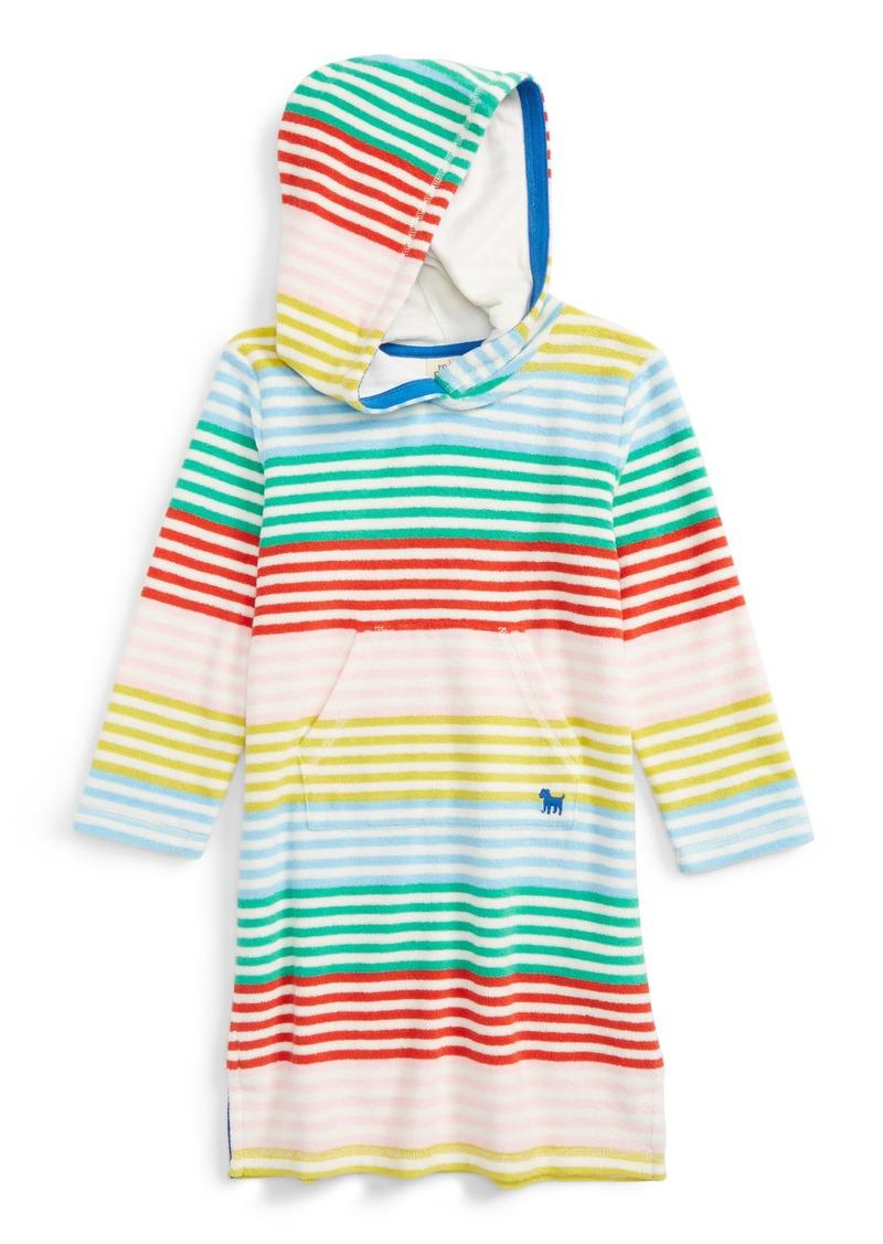 654891a46fc Mini Boden Mini Boden Print Towelling Beach Dress (Toddler Girls ...
