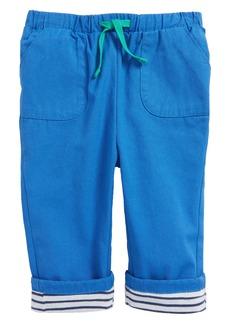 Mini Boden Pull On Pants (Baby Boy & Toddler Boy)