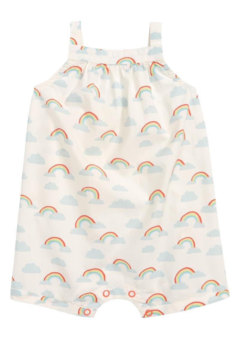 7ecc18b4af9e Mini Boden Mini Boden Rainbow Romper (Baby Girls)