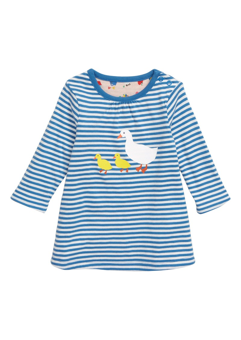 Mini Boden Reversible Dress (Baby)