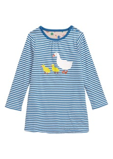 Mini Boden Reversible Dress (Toddler Girls)