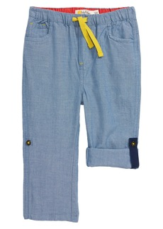 Mini Boden Roll-Up Pants (Baby)