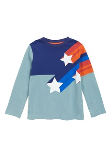 Mini Boden Shooting Stars Superstar T-Shirt (Toddler Boys, Little Boys & Big Boys)