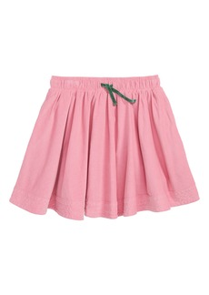 Mini Boden Simple Colorful Corduroy Skirt (Toddler Girls, Little Girls & Big Girls)