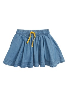 Mini Boden Simple Colorful Skirt (Toddler Girls, Little Girls & Big Girls)