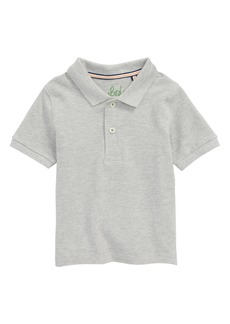 Mini Boden Skull Star Piqué Polo (Toddler Boys, Little Boys & Big Boys)