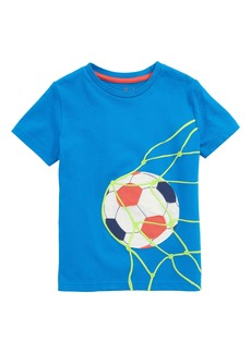 Mini Boden Sports Appliqué T-Shirt (Toddler Boys, Little Boys & Big Boys)