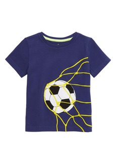 Mini Boden Sports Appliqué T-Shirt (Toddler, Little Boy & Big Boy)