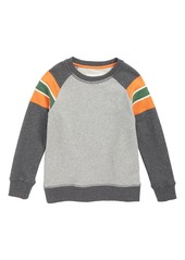 Mini Boden Sporty Sweatshirt (Toddler Boys, Little Boys & Big Boys)