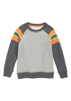 Mini Boden Sporty Sweatshirt (Toddler Boys, Little Boys & Big Boys)