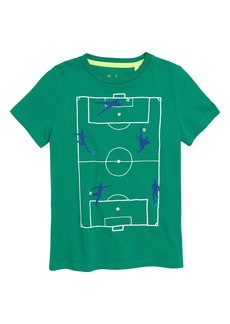 Mini Boden Sporty T-Shirt (Little Boys & Big Boys)