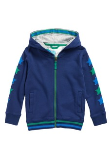 Mini Boden Starry Zip Hoodie (Toddler Boys, Little Boys & Big Boys)