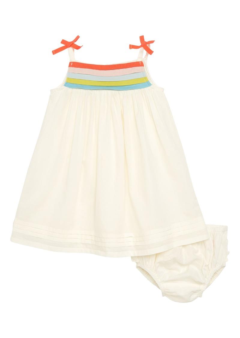 975e598e1273 Mini Boden Mini Boden Strappy Rainbow Dress (Baby Girls & Toddler ...