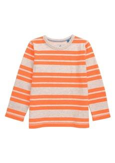 Mini Boden Stripe Long Sleeve T-Shirt (Toddler, Little Boy & Big Boy)