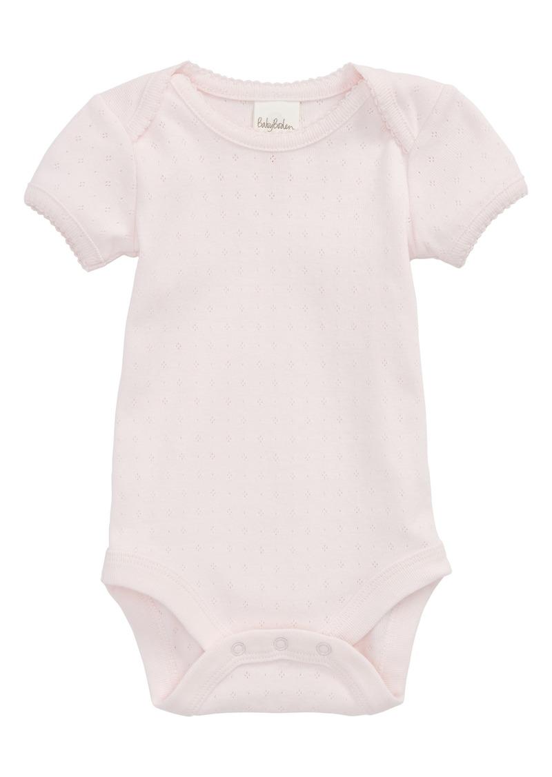 8e3c8cfc076 Mini Boden Mini Boden Summer Pointelle Bodysuit (Baby Girls)