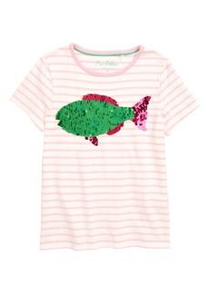 Mini Boden Sunny Color Change Tee (Toddler Girls, Little Girls & Big Girls)