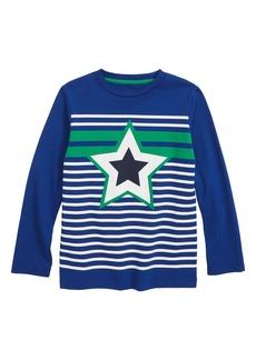 Mini Boden Superstar T-Shirt (Toddler Boys, Little Boys & Big Boys)