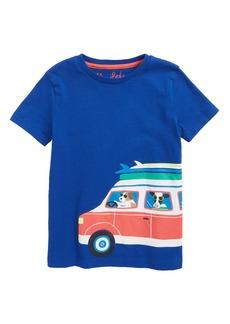 Mini Boden Surf Van Graphic T-Shirt (Toddler Boys, Little Boys & Big Boys)