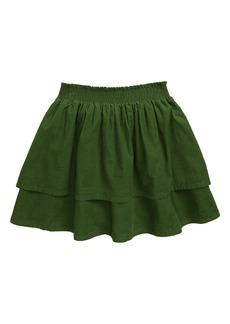Mini Boden Tiered Ruffle Skirt (Toddler Girls, Little Girls & Big Girls)