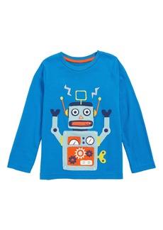 Mini Boden Toy Appliqué T-Shirt (Toddler Boys, Little Boys & Big Boys)