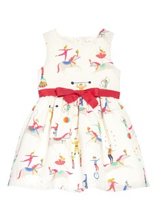 Mini Boden Vintage Dress (Toddler Girls, Little Girls & Big Girls)