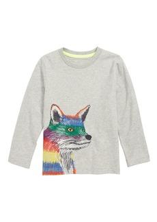 Mini Boden Wild Superstitch T-Shirt (Toddler Boys, Little Boys & Big Boys)