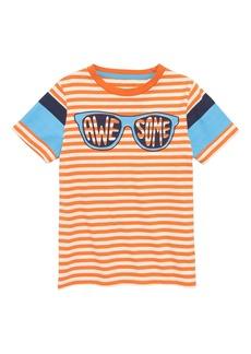 Mini Boden Word Up Graphic T-Shirt (Little Boys & Big Boys)