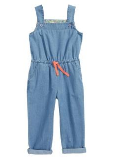 Mini Boden Woven Jumpsuit (Toddler Girls, Little Girls & Big Girls)