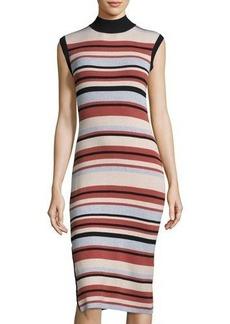 Mink Pink Straight-N-Narrow Sweater Dress