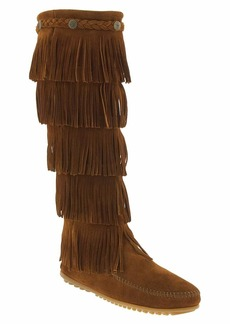 Minnetonka 1659 Five Layer Fringe Boot