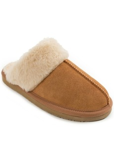 Minnetonka Chesney Scuff Slipper Women's Shoes