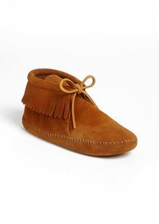 Minnetonka 'Classic Fringe' Boot (Walker, Toddler & Little Kid)