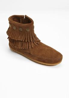 Minnetonka Double Fringe Boot