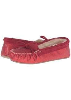 Minnetonka Glitter Cally Slipper