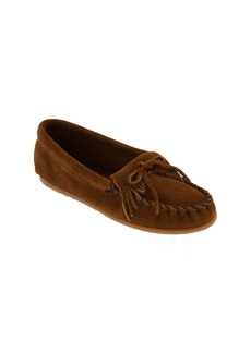 Minnetonka Kiltie Moccasin (Walker, Toddler, Little Kid & Big Kid)