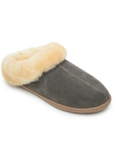 Minnetonka Sheepskin Mule Women's Shoes