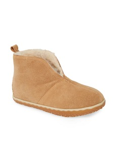 Minnetonka Tuscon Bootie with Faux Fur Lining (Women)