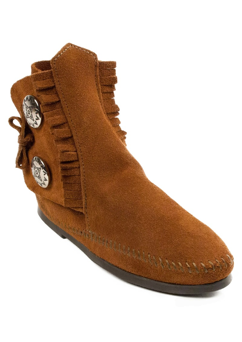 Minnetonka Two Button Boot (Men)