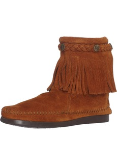 Minnetonka Women's Back-Zip Boot