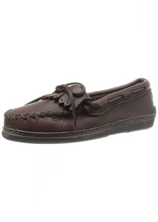 Minnetonka Women's Moosehide Fringed Kilty 399w Mocassins  5.5 B(M) UK