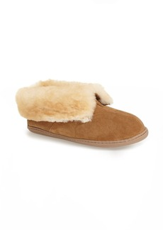 Minnetonka Sheepskin Slipper Bootie (Women)